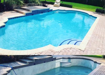 Need your pool rebuilt? Call on Custom Watershapes