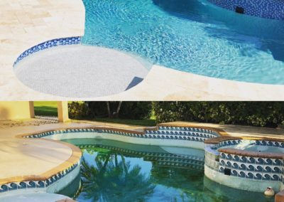 We make your pools look like new